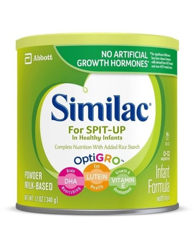 Similac Similac For Spit-Up Infant Formula, 12 oz