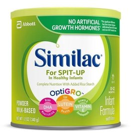 Similac Similac For Spit-Up Infant Formula, 12 oz, 6 ct