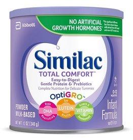 Similac Similac Total Comfort Infant Formula, 12 oz, 6 ct