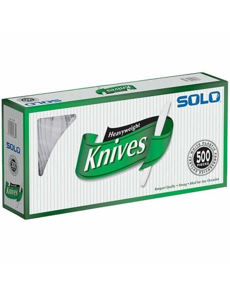 Solo Solo Heavyweight Knives, 500 ct