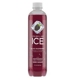 Sparkling Ice Sparkling Ice Black Raspberry, 17 oz, 12 ct