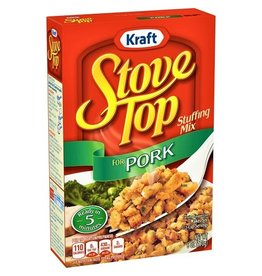 Kraft Stove Top Pork Stuffing, 6 oz, 12 ct