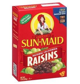Sunmaid Sun-Maid Raisins Box, 12 oz, 24 ct