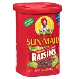 Sunmaid Sun-Maid Raisins Carton, 22.58 oz, 12 ct