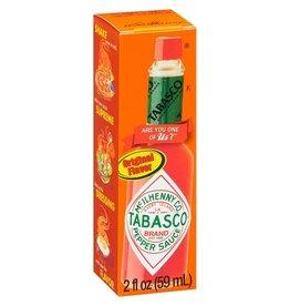 Tabasco Tabasco Original Sauce, 2 oz, 24 ct