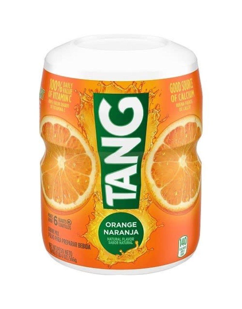 Tang Tang Orange Drink (Makes 6 Quarts), 20 oz, 12 ct