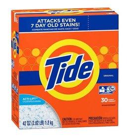Tide Tide Original HE Powder, 42 oz, 6 ct
