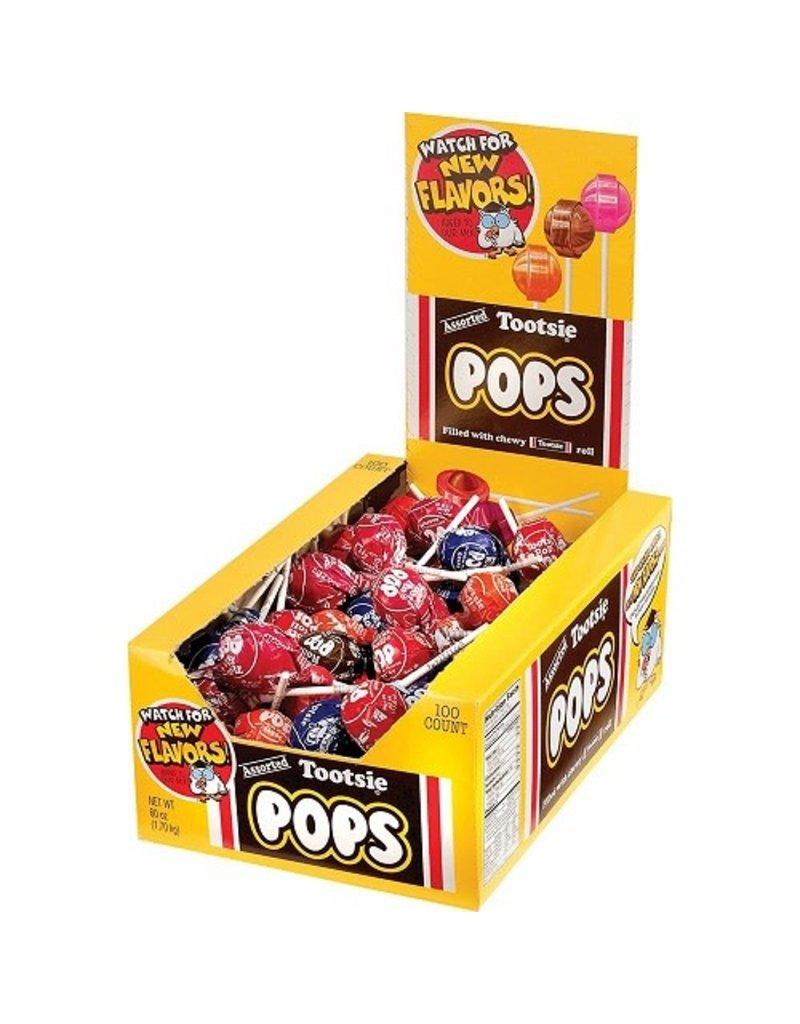 Tootsie Pops Tootsie Pops, 100 ct
