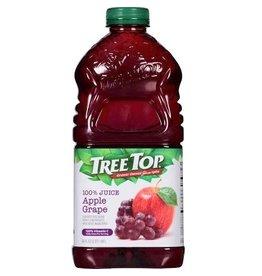 Tree Top Tree Top Apple Grape Juice, 64 oz, 8 ct