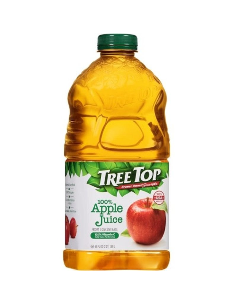 Tree Top Tree Top Apple Juice, 64 oz, 8 ct