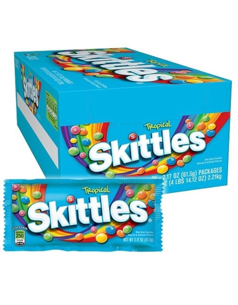Skittles Tropical Skittles, 36 ct