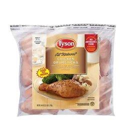 Tyson Foods Tyson Chicken Drumsticks IFF, 2.5 lb, 12 ct