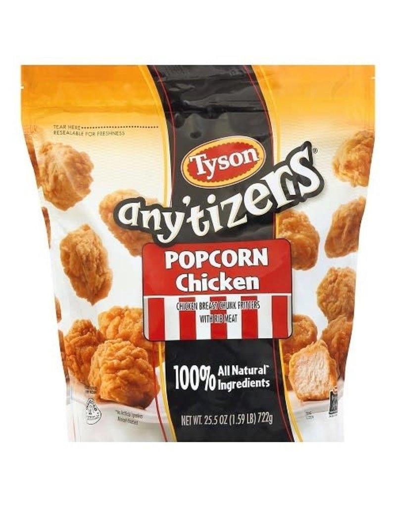 Tyson Foods Tyson Popcorn Chicken Bites, 25.5 oz, 8 ct