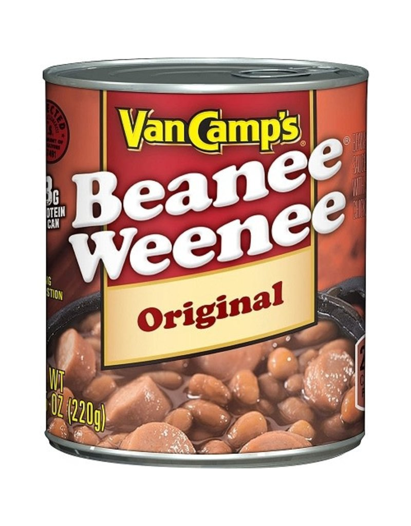 Van Camp's Van Camp's Beanee Weenee, 7.75 oz, 24 ct