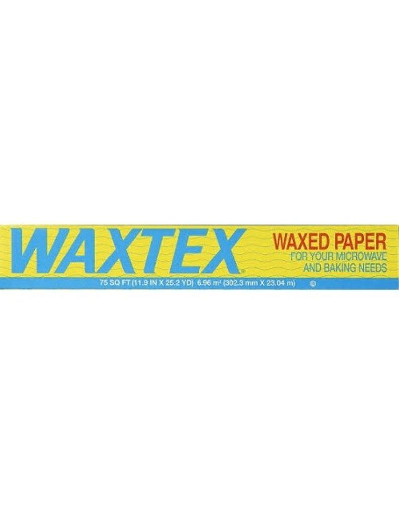 Waxtex Waxtex Waxed Paper, 12x75 ft, 24 ct