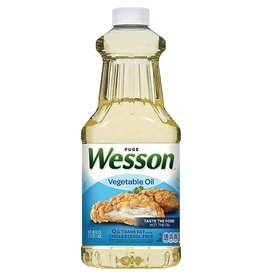 Wesson Wesson Vegetable Oil, 48 oz, 9 ct