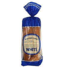 Western Farms Western Farms White Bread, 20 oz, 16 ct