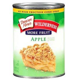 Wilderness Wilderness Apple Pie Filling, 21 oz, 12 ct
