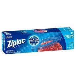 Ziploc Ziploc Gallon Freezer Bag, 14 ct (Pack of 12)