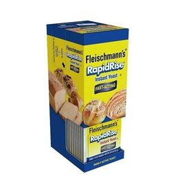 Fleischmann's Fleischmann's Rapid Rise Yeast Packet, 3 ct (Pack of 20)