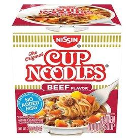 Cup Noodles Cup Noodles Beef, 2.25 oz, 12 ct