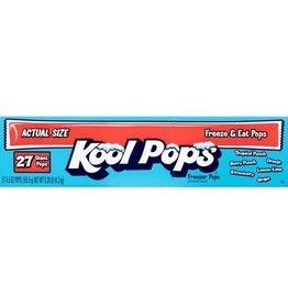 Kool Pops Kool Pops Giant Pops, 5.5 oz, 27 ct