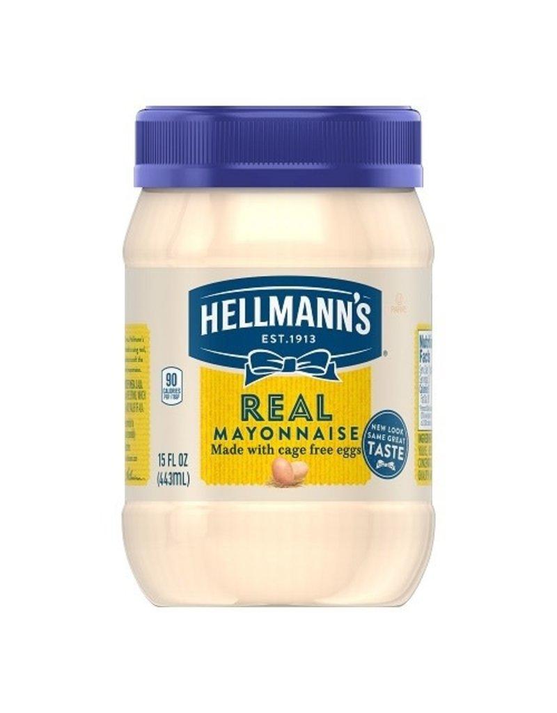 Best Foods Best Foods Mayo Real, 15 oz, 12 ct