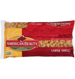 American Beauty American Beauty Shell Pasta Roni, 16 oz, 12 ct