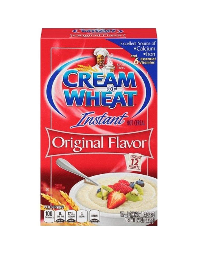 Cream Of Wheat Cream Of Wheat Original, 12 oz, 12 ct