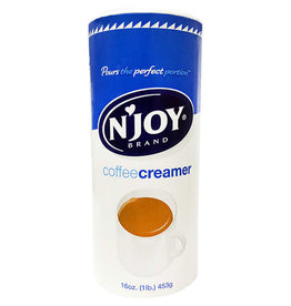N-Joy N-Joy Non-Dairy Coffee Creamer, 16 oz, 8 ct