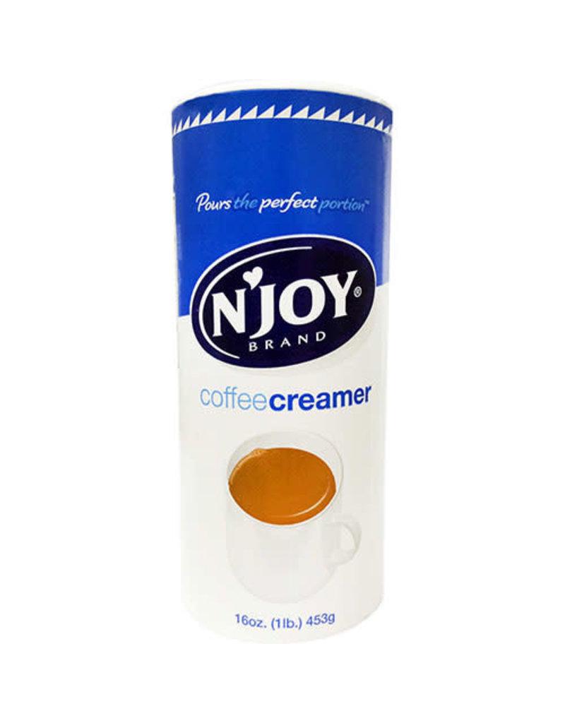 N-Joy N-Joy Non-Dairy Coffee Creamer, 16 oz, 8 ct