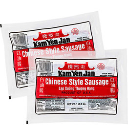 Kam Yen Jan Kam Yen Jan Chinese Style Pork Sausage, 21 oz, 2 ct