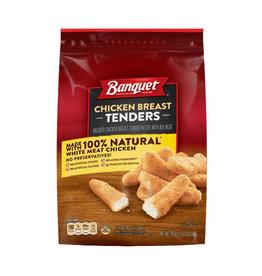 Banquet Banquet Chicken Strips Bag, 24 oz, 8 ct