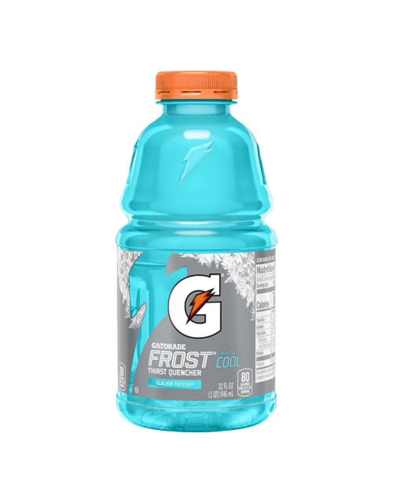 Gatorade Gatorade Glacier Freeze, 32 oz, 12 ct