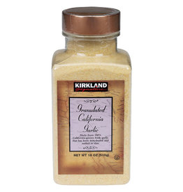 Kirkland Signature Kirkland Signature Granulated California Garlic, 18 oz