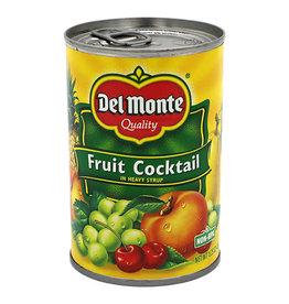 Del Monte Del Monte Fruit Cocktail Heavy Syrup, 15.25 oz, 12 ct