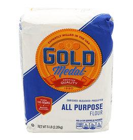 Gold Medal Gold Medal Flour All Purpose, 5 lb