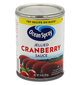 Ocean Spray Ocean Spray Jellied Cranberry Sauce, 14 oz