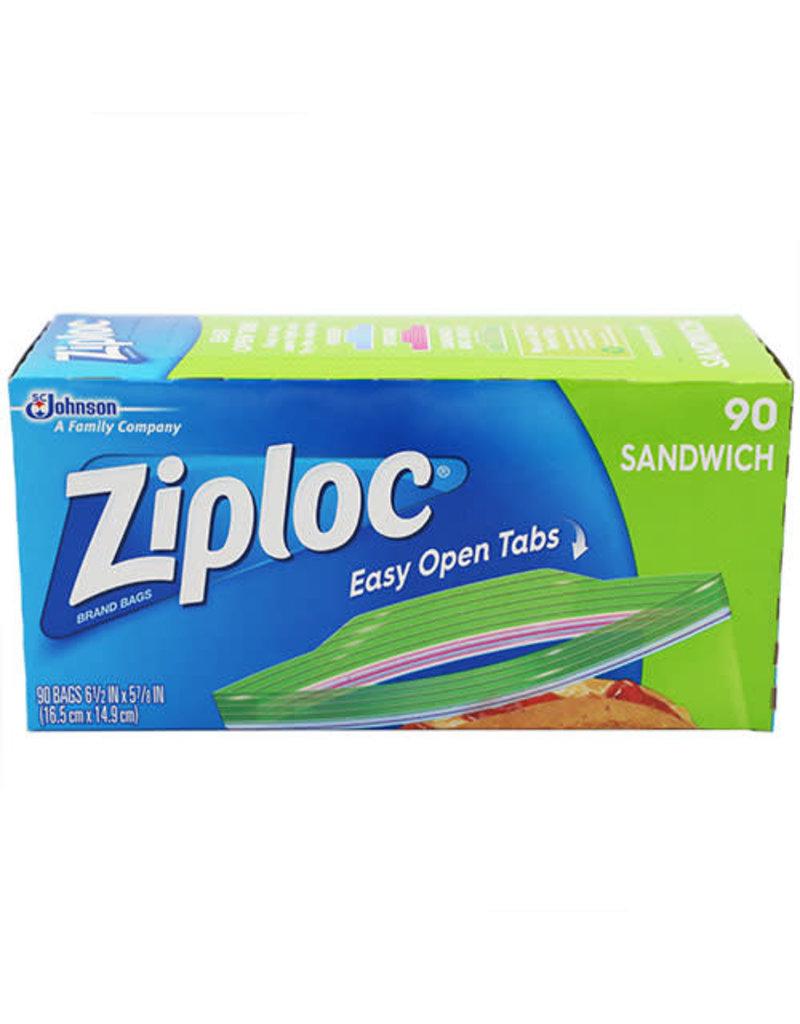 Ziploc Ziploc Sandwich Bags, 90 ct, 12 ct