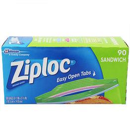 Ziploc Ziploc Sandwich Bags, 90 ct
