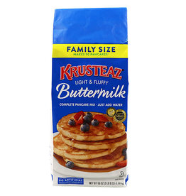 Krusteaz Krusteaz Buttermilk Pancake Mix, 3.5 lb, 12 ct