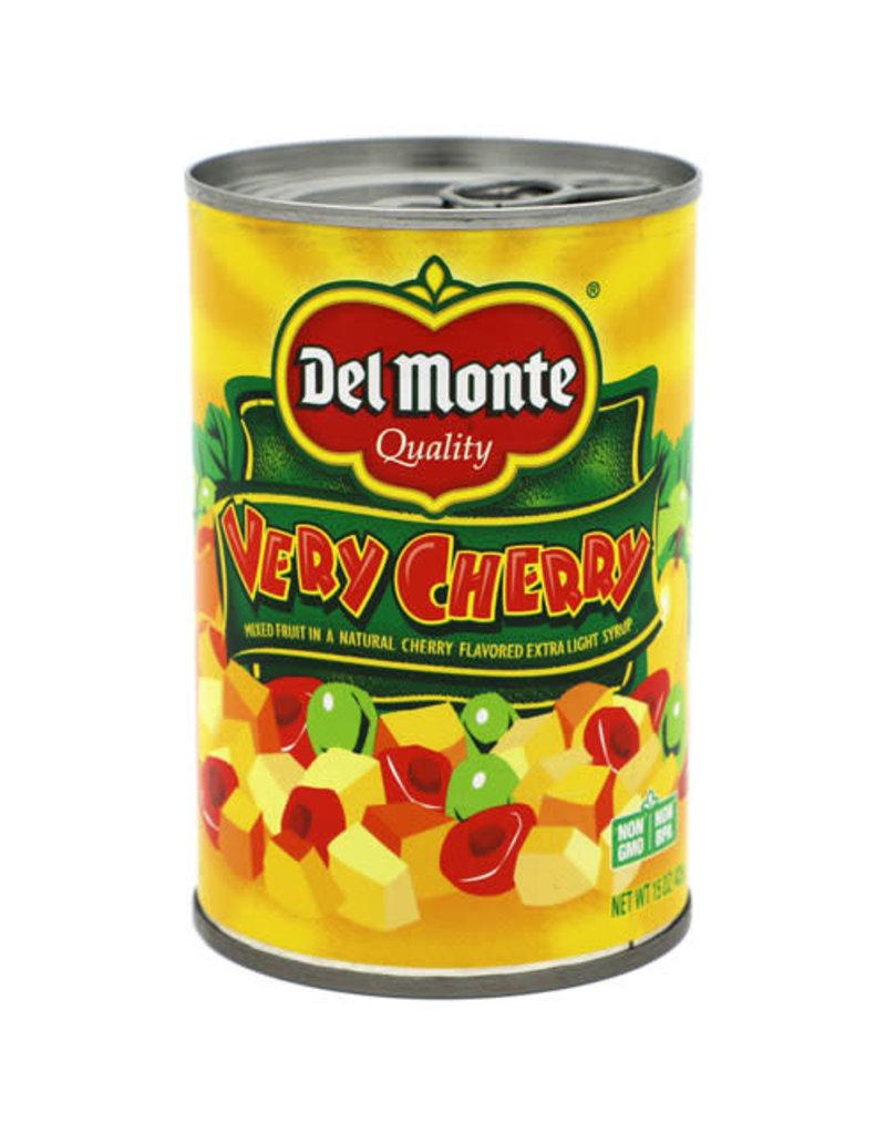 Del Monte Del Monte Very Cherry Mixed, 15 oz