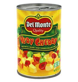 Del Monte Del Monte Very Cherry Mixed Fruit, 15 oz, 12 ct