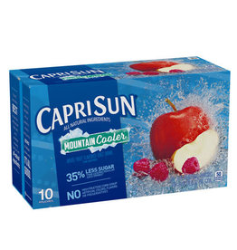 Capri Sun Capri Sun Mountain Cooler, 10 ct (Pack of 4)