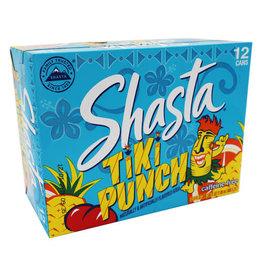 Shasta Shasta Tiki Punch, 12 oz, 2-12 ct