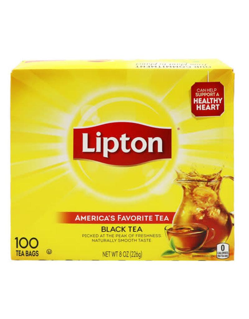 Lipton Lipton Tea Bags, 100 ct (Pack of 12)