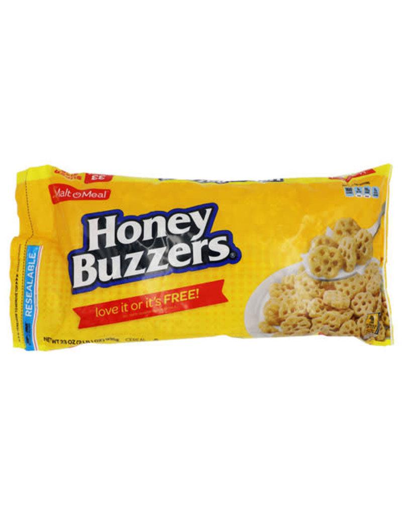 Malt-O-Meal Malt-O-Meal Honey Buzzers Bag, 33 oz, 6 ct