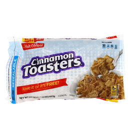 Malt-O-Meal Malt-O-Meal Cinnamon Toasters Bag, 22 oz, 9 ct