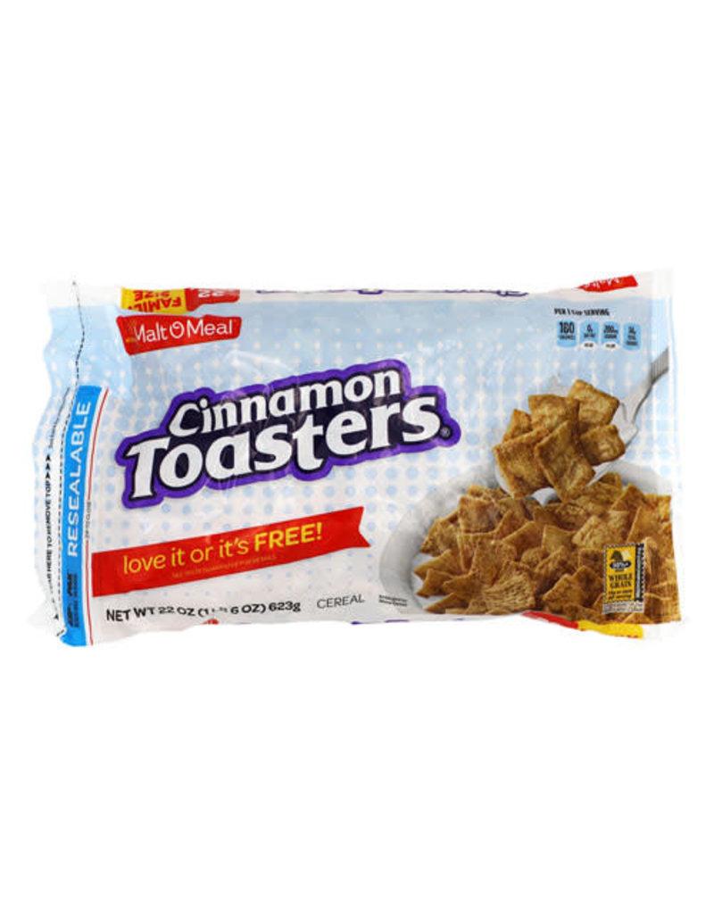 Malt-O-Meal Malt-O-Meal Cinnamon Toasters Bag, 22 oz, 9 ct