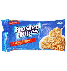 Malt-O-Meal Malt-O-Meal Frosted Flakes Bag, 37 oz, 6 ct